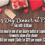 valentines day pnc field