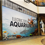 Electric City Aquarium Exterior