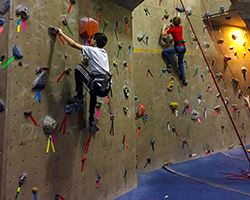 Wilkes-Barre Rock Climbing Gym Image