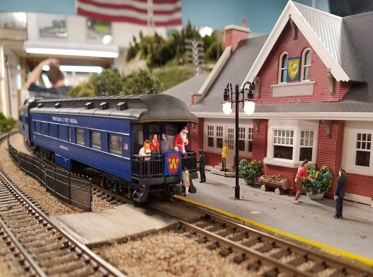 Hudson Model Railroad Club