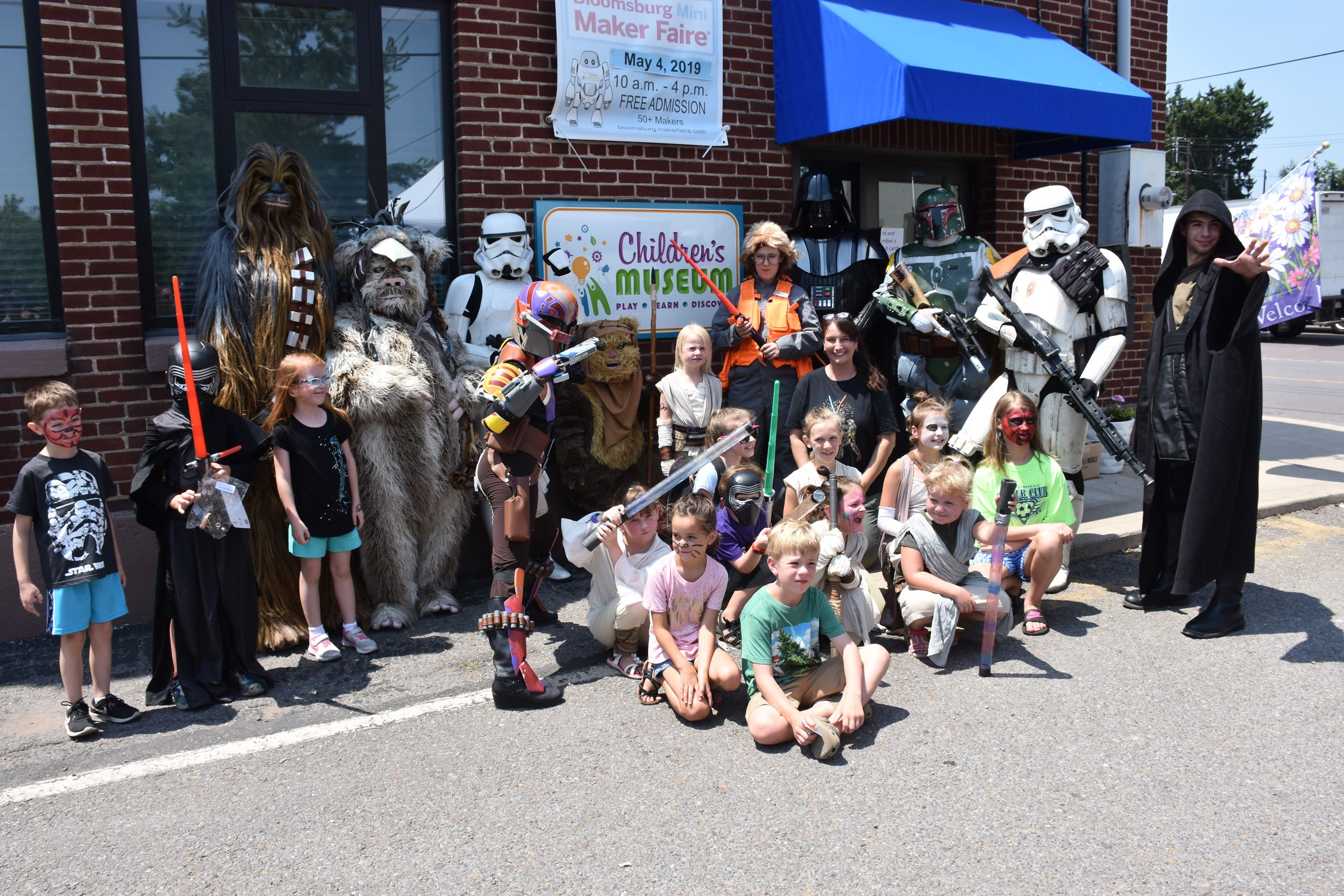 Bloomsburg Childrens Museum Event