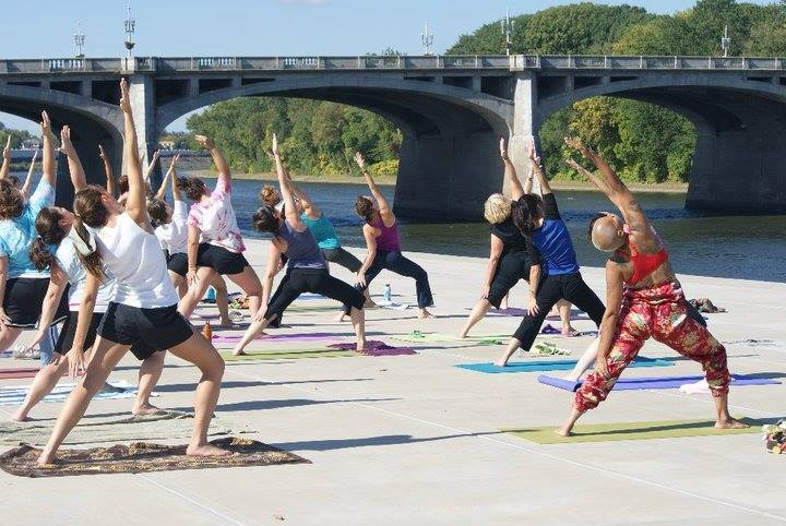 Riverfront Yoga