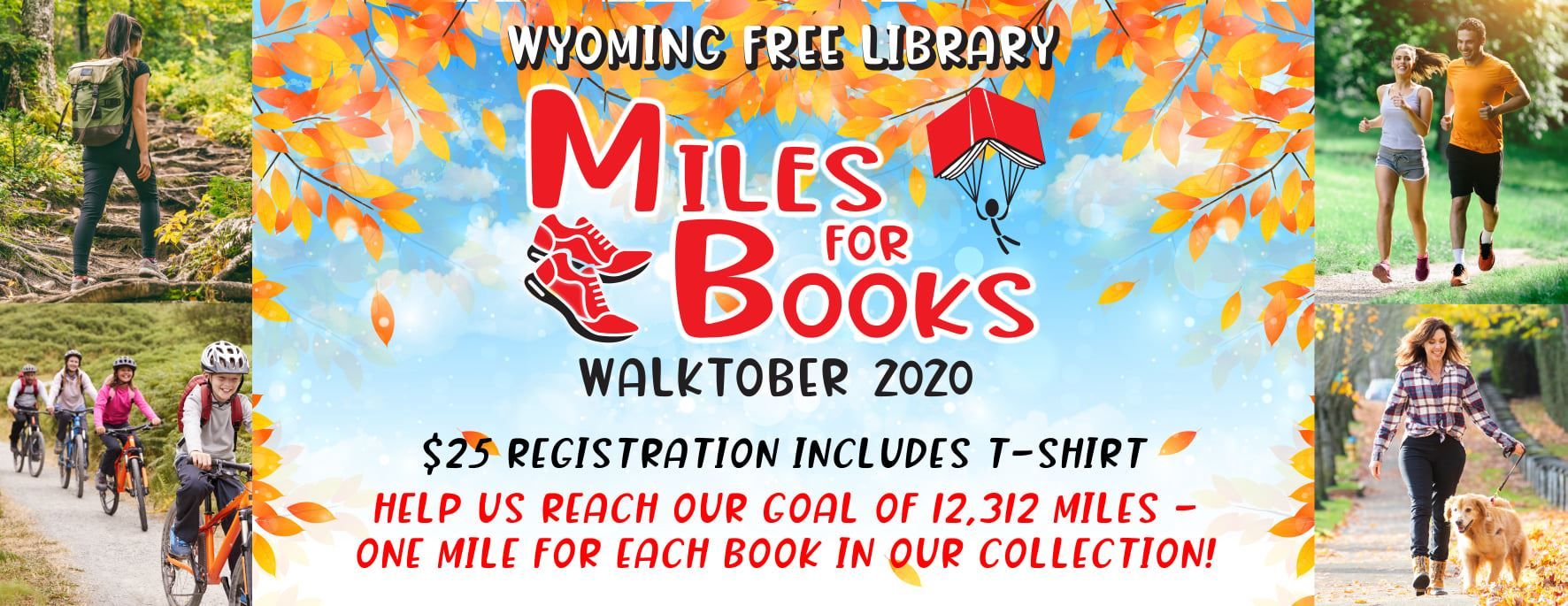 miles for books