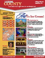 Art to Ice Cream Itinerary