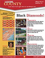 Black Diamonds Itinerary