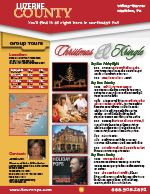Christmas and Kringle Itinerary