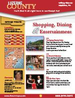 Shopping-Dining-Entertainment Itinerary