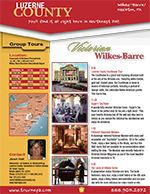 Victorian Wilkes-Barre Itinerary