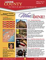Wine and Dine Itinerary