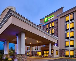Holiday Inn Express Wilkes-Barre-1