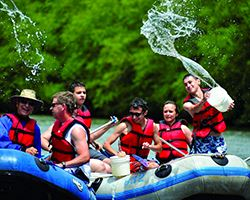 Pocono Whitewater Rafting