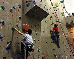 Wilkes-Barre Rock Climbing Gym