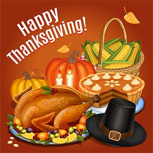 Thanksgiving Celebrations Image