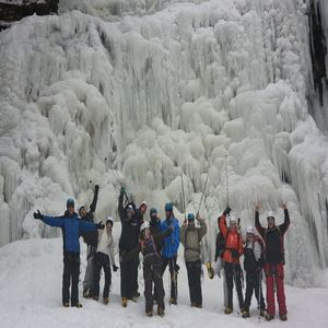 Ice Hiking Excursion Opens in new window